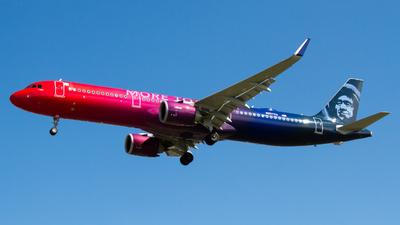 N927VA - Airbus A321-253N - Alaska Airlines
