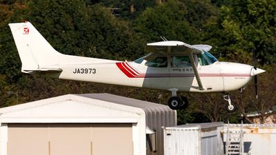 JA3973 - Cessna 172P Skyhawk II - Tokyo Aviation