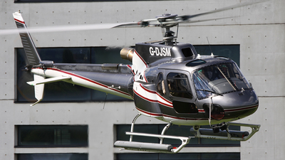 G-DJSM - Eurocopter AS 350B3 Ecureuil - Private
