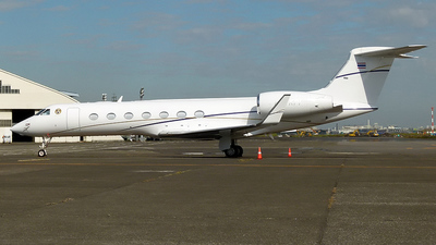HS-KPI - Gulfstream G550 - Private