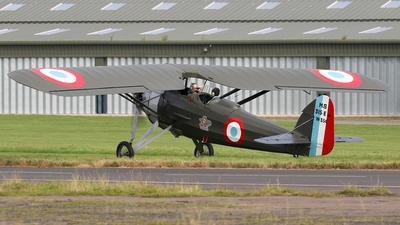 G-BZNK - Morane-Saulnier MS-315 - Private