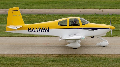 N410RV - Vans RV-10 - Private