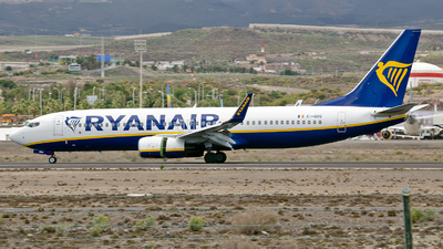 EI-GDG - Boeing 737-8AS - Ryanair