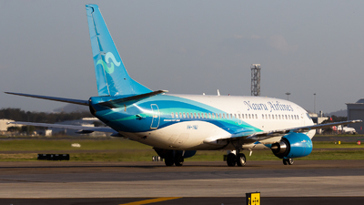 A picture of VHYNU - Boeing 737319 - Nauru Airlines - © ybbnaviation