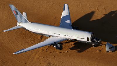 N602UA - Boeing 767-222 - United Airlines