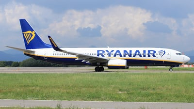 9H-QCQ - Boeing 737-8AS - Ryanair (Malta Air)