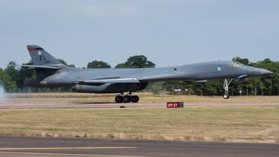 85-0069 - Rockwell B-1B Lancer - United States - US Air Force (USAF)