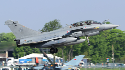 337 - Dassault Rafale B - France - Air Force