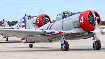N58224 - North American T-6 Texan - Private