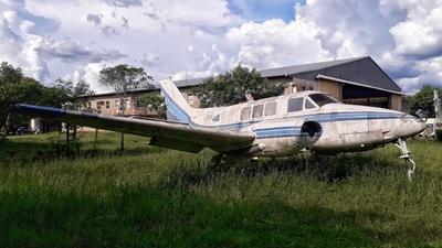 PT-CFQ - Beechcraft 65-A80 Queen Air - Private