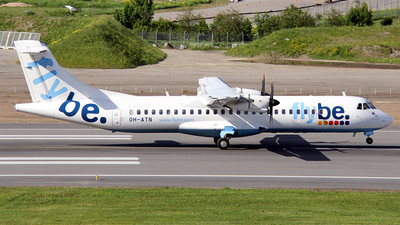 OH-ATN - ATR 72-212A(500) - Flybe Nordic