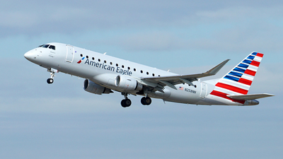 N258NN - Embraer 170-200LR - American Eagle (Envoy Air)