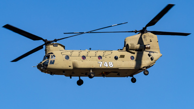 07-08748 - Boeing CH-47F Chinook - United States - US Army