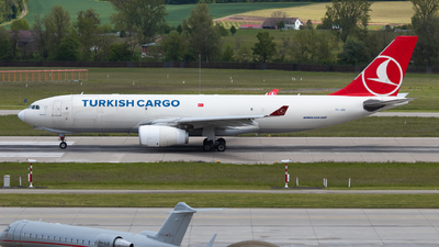 A picture of TCJDS - Airbus A330243F - Turkish Airlines - © Luis Singer