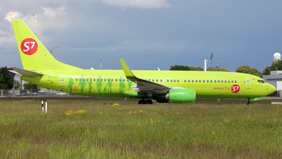A picture of VQBRP - Boeing 7378LP - S7 Airlines - © Florian Resech
