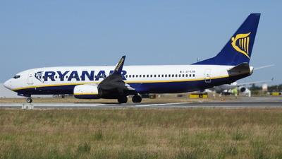 EI-ESN - Boeing 737-8AS - Ryanair