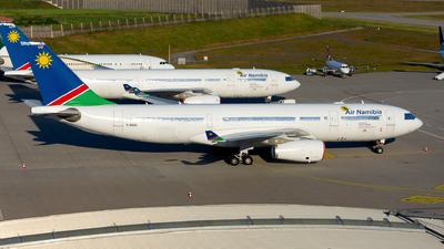 D-AAAS - Airbus A330-243 - Air Namibia