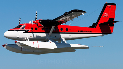 C-GXXB - De Havilland Canada DHC-6-300 Twin Otter - Harbour Air