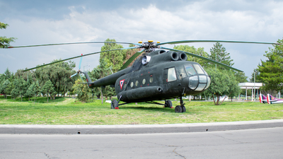 1810 - Mil Mi-8 Hip - Mexico - Air Force
