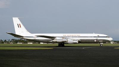 A20-624 - Boeing 707-338C - Australia - Royal Australian Air Force (RAAF)