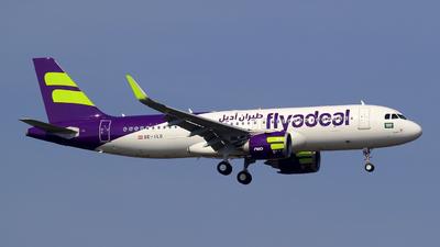 OE-ILD - Airbus A320-251N - Flyadeal