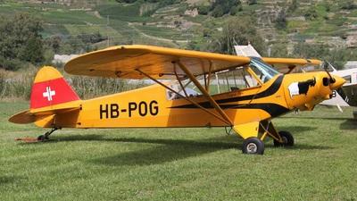 A picture of HBPOG - Piper PA18150 Super Cub - [182538] - © Manueljb