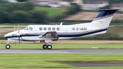 G-IASC - Beechcraft 200 Super King Air - IAS Medical Ltd