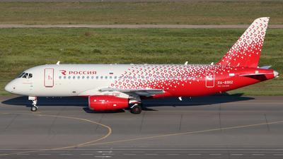 RA-89112 - Sukhoi Superjet 100-95B - Rossiya Airlines