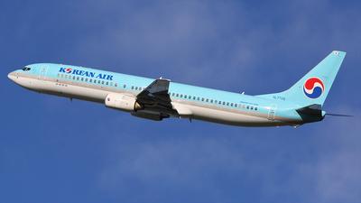 HL7726 - Boeing 737-9B5 - Korean Air