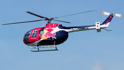 D-HTDM - MBB Bo105CBS-4 - The Flying Bulls