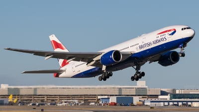 G-YMMK - Boeing 777-236(ER) - British Airways