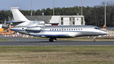 9H-FCB - Dassault Falcon 7X - Albinati Aviation