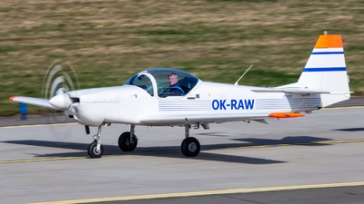 OK-RAW - Slingsby T67A Firefly - Private