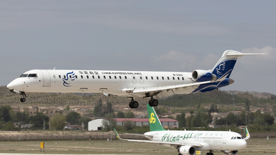 B-3366 - Bombardier CRJ-900LR - China Express Airlines
