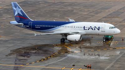 CC-CQN - Airbus A320-233 - LAN Airlines