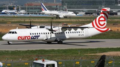 SP-LFG - ATR 72-202 - EuroLOT