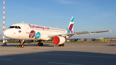 A picture of DABHC - Airbus A320214 - Eurowings - © Justin Stöckel