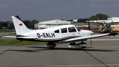 D-EALH - Piper PA-28-181 Archer II - Flugsportverein Speyer