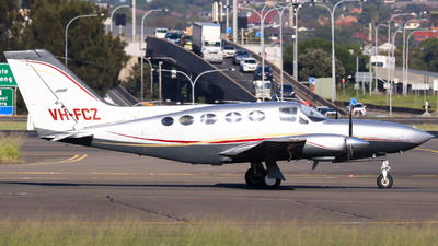 A picture of VHFCZ - Cessna 414A Chancellor - [414A0612] - © Robbie Mathieson
