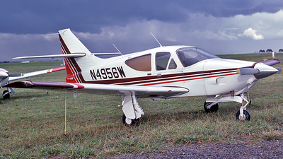 A picture of N4956W -  - [] - © Daniel Tanner