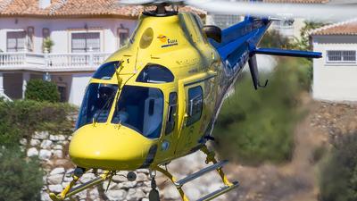 EC-KZV - Agusta-Westland AW-119Ke - Faasa Aviación