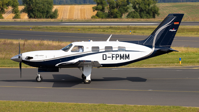 D-FPMM - Piper PA-46-500TP Malibu Meridian - Private