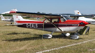 D-EALS - Cessna 172J Skyhawk - Private