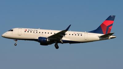 N207JQ - Embraer 170-200LR - Delta Connection (Republic Airlines)