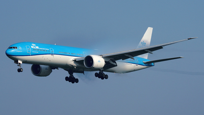 A picture of PHBVP - Boeing 777306(ER) - KLM - © Jan Seler
