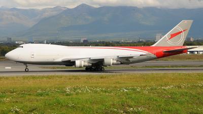 N704SA - Boeing 747-2B5F(SCD) - Southern Air