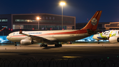 A picture of B5960 - Airbus A330343 - Sichuan Airlines - © DY-76