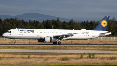 A picture of DAISL - Airbus A321231 - Lufthansa - © Julian S.