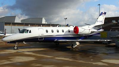 D-CJUG - Cessna 560XL Citation XLS - Atlas Air Service