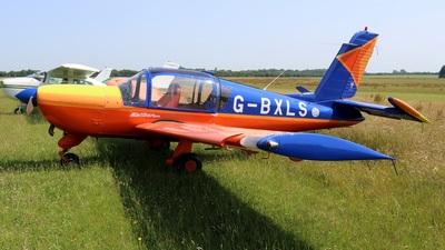 G-BXLS - PZL-Okecie 110 Koliber 160A - Private
